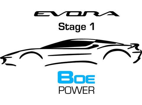 Evora S Stage 1 and 2