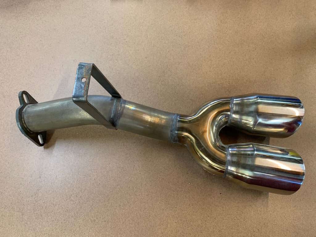 Slightly Used Plack Exhaust for S1 Evora