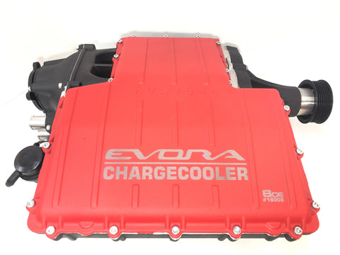 "ITG Cold Air Box w/ 3"" MAF for REV400, REV 300, and Exige S"
