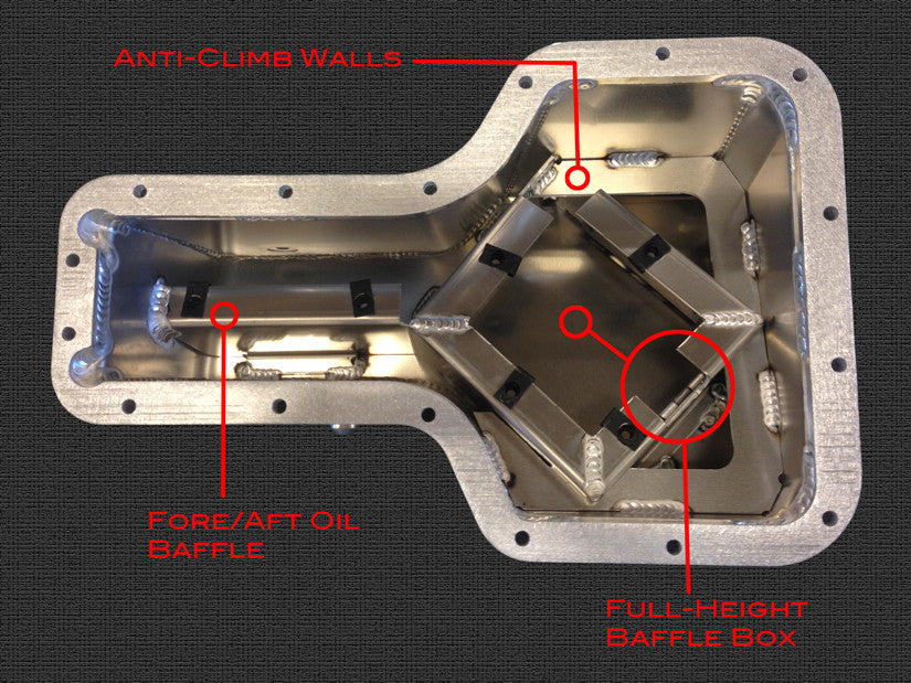 TOC Wet Sump Oil Pan V1.1