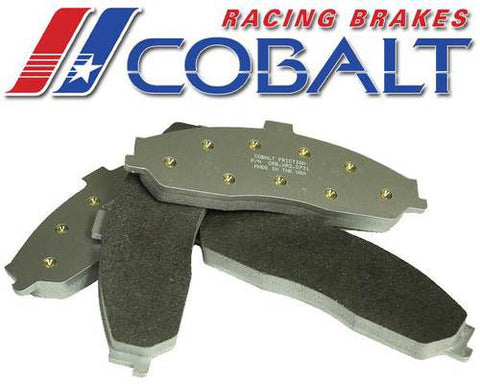 Lotus RC8 Front Brake Pads for BOE Radi-Cal Calipers