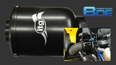 Evora S Cold Air Intake- Supercharged