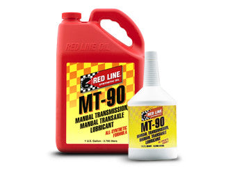 1 Quart Redline MT-90 Transmission Oil, GL-4