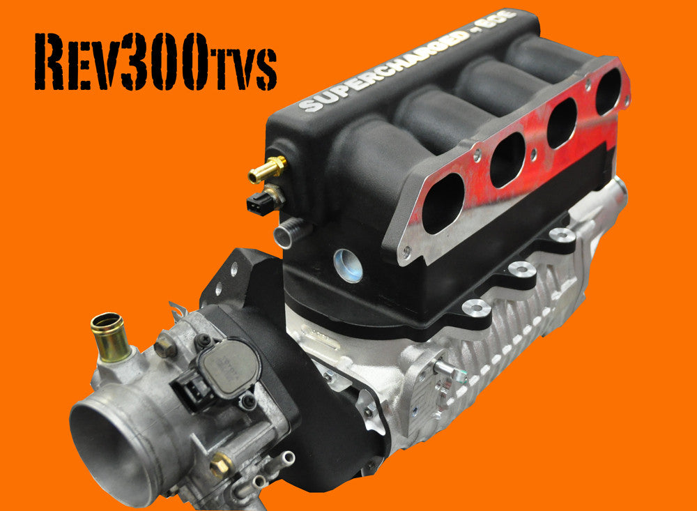 REV 300 TVS Lotus SuperCharger