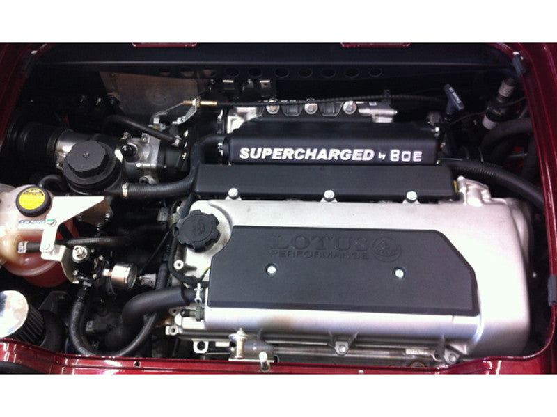 REV 400TVS Lotus Super Charger