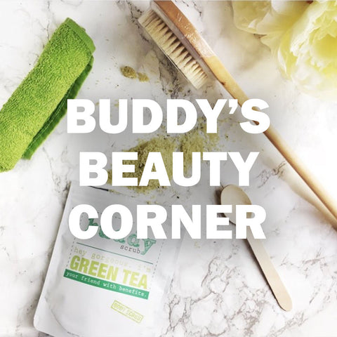 Buddy's Beauty Corner Blog