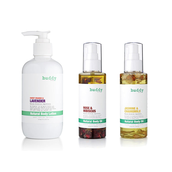 Lotion & Oil Bundle