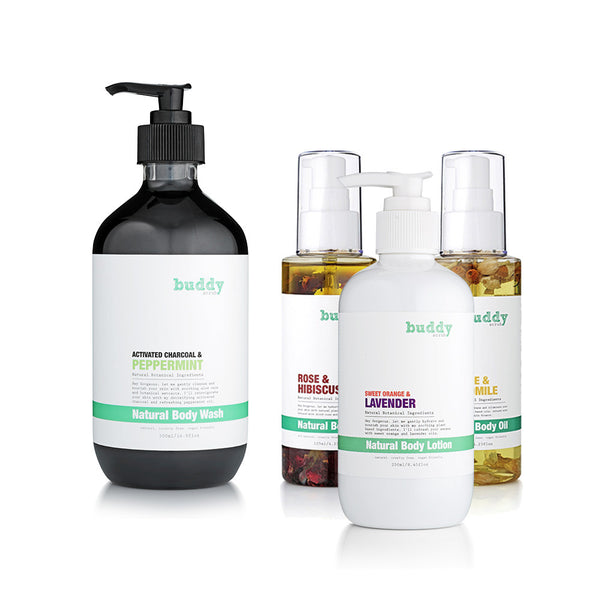Wash & Moisturise Bundle