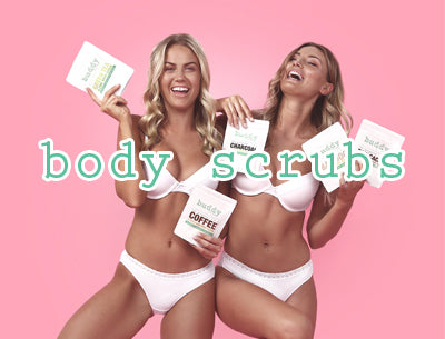 Natural Body Scrubs