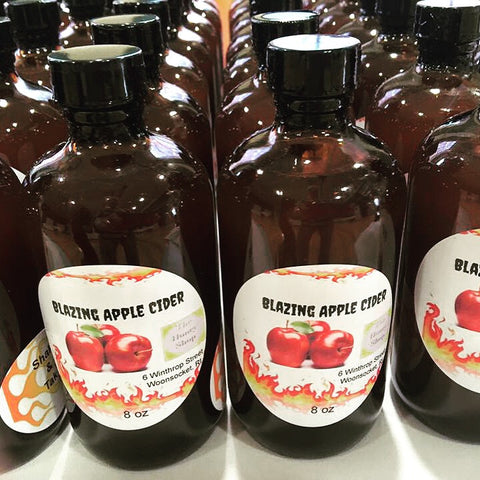 Apple Cider Vinegar: Blazing Apple Cider