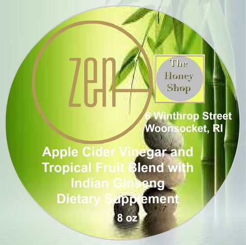 Apple Cider Vinegar: Zen