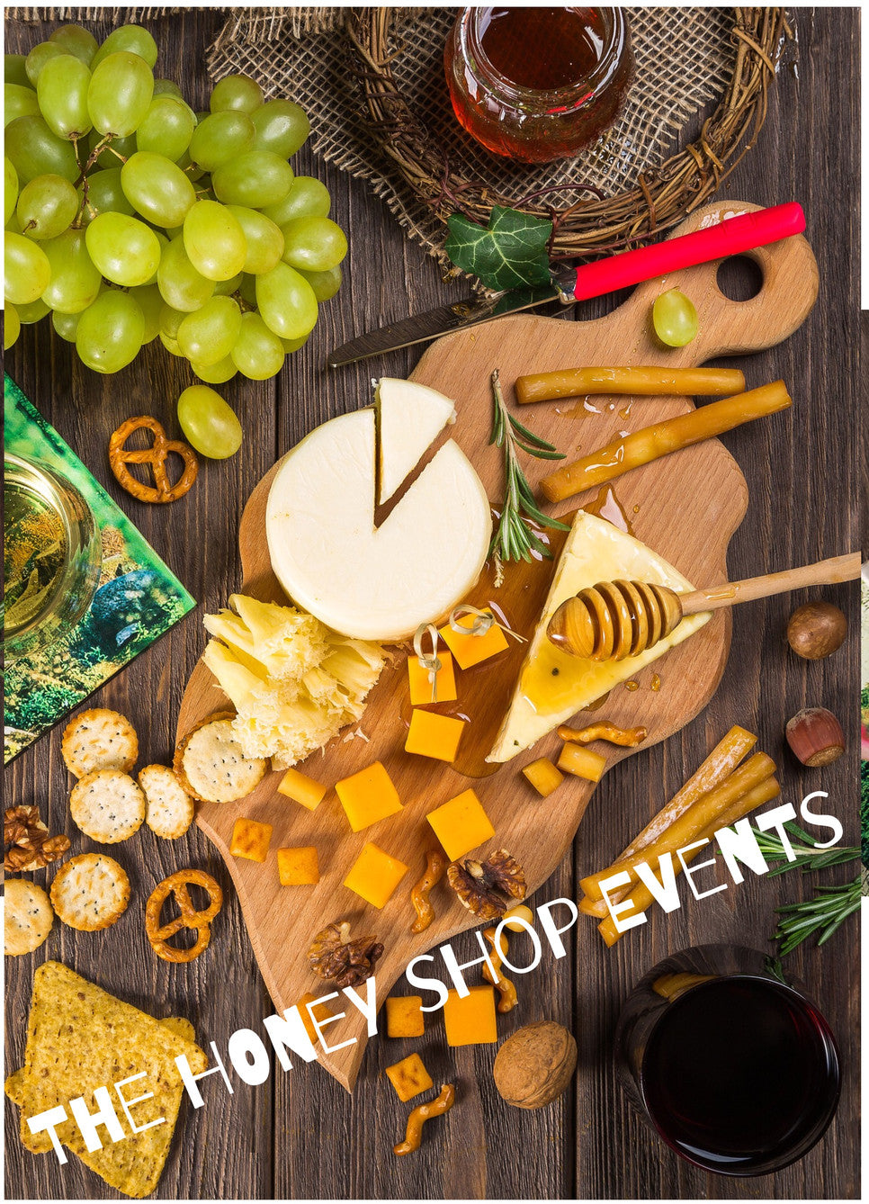 Wine & Food Tastings