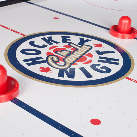 "60-Inch ""Hockey Night in Canada"" Air Hockey Table 