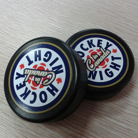 "Collectible ""Hockey Night in Canada"" Foam Puck (2 pack) 