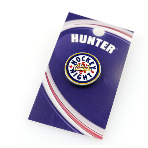 """Hockey Night in Canada"" Lapel Pin"