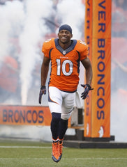 Denver Broncos Emmanuel Sanders NFL Football Wide Receiver