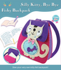 Image of Silly Kitty DIY Backpack Sewing Kit