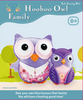Image of Owl Family Sew and stuff Kit