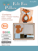 Image of Sew and Stuff Fox Pillow
