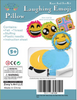 Image of Laughing Emoji Pillow