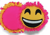 Image of Smiley Face Emoji Pillow