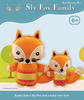 Image of Sly Fox Family Felt Sewing Kit
