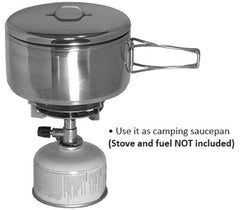 Camping Food Carrier (14cm, 3Tier)