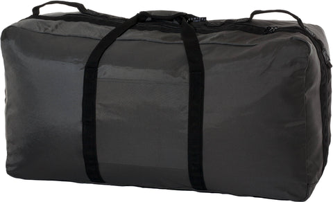 Comfort Loft Tag Team Sport Travel Duffel Bag (GUNMETAL)