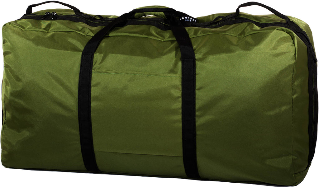 Comfort Loft 32.5 inch Tag Team Sport Travel Duffel Bag (Algae Green)