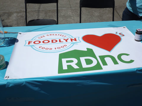 Foodlyn participated in the Playland on Balboa event in San Francisco in April 2016