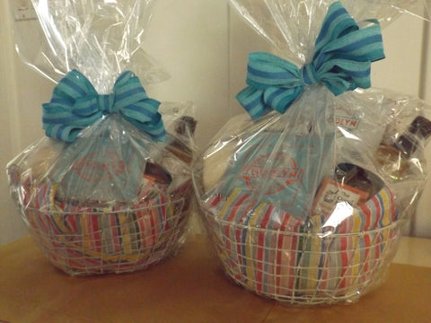 Foodlyn donated two large baskets of yummy products for the Raffle to benefit the RDNC