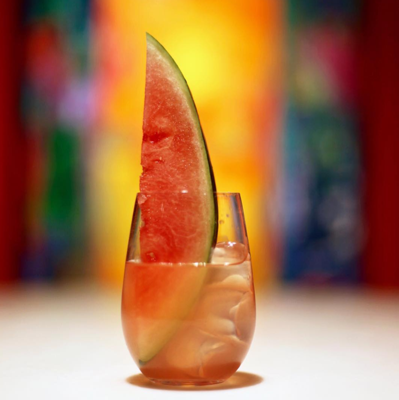 mocktail watermelon cocktail