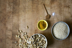 Cashew Curry Tahini