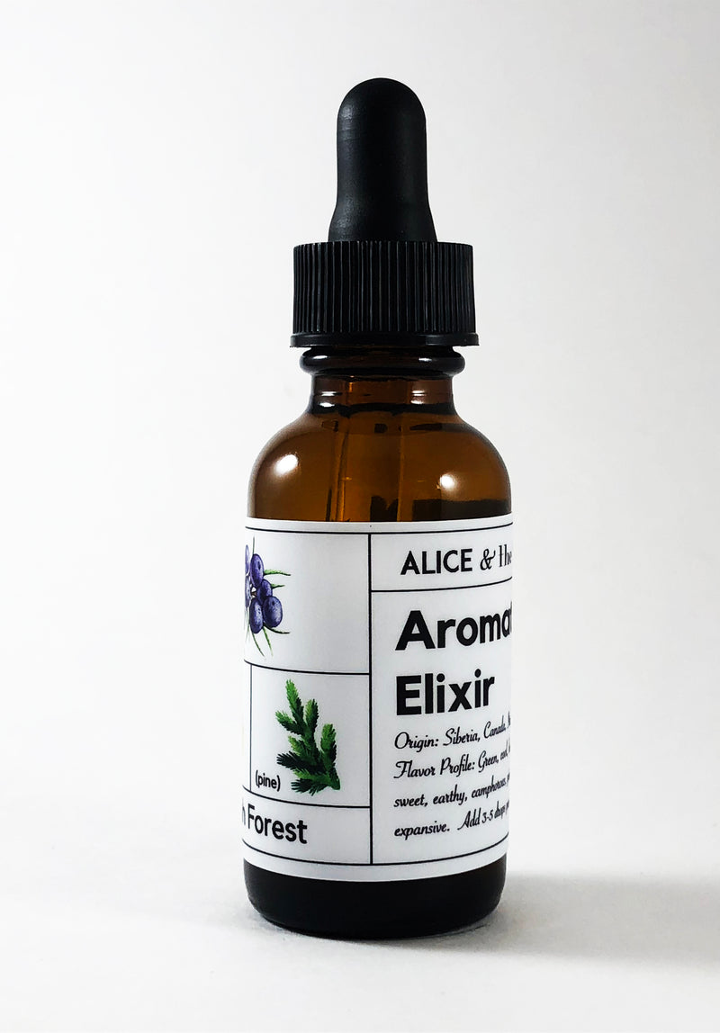 Fresh Forest Handmade Aromatic Elixir