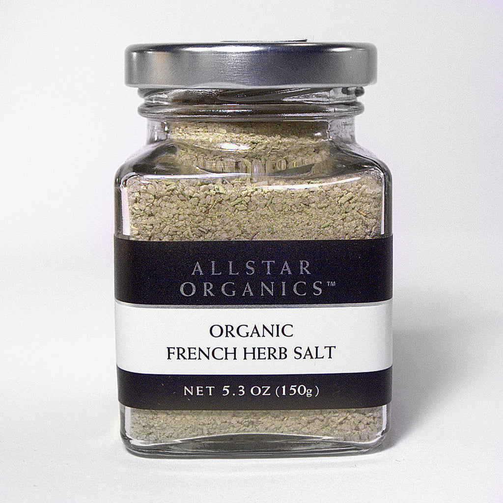 Organic French Herb Salt  5.3oz - Foodlyn