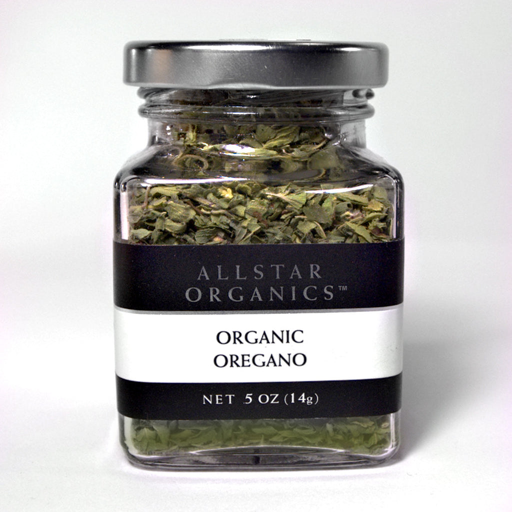 Organic Oregano  5oz - Foodlyn