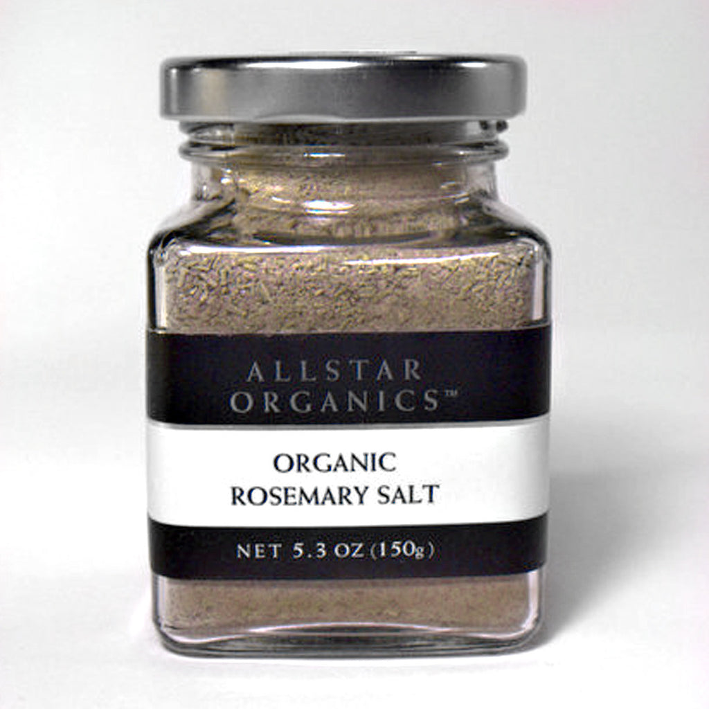 Organic Rosemary Salt  5.3oz - Foodlyn
