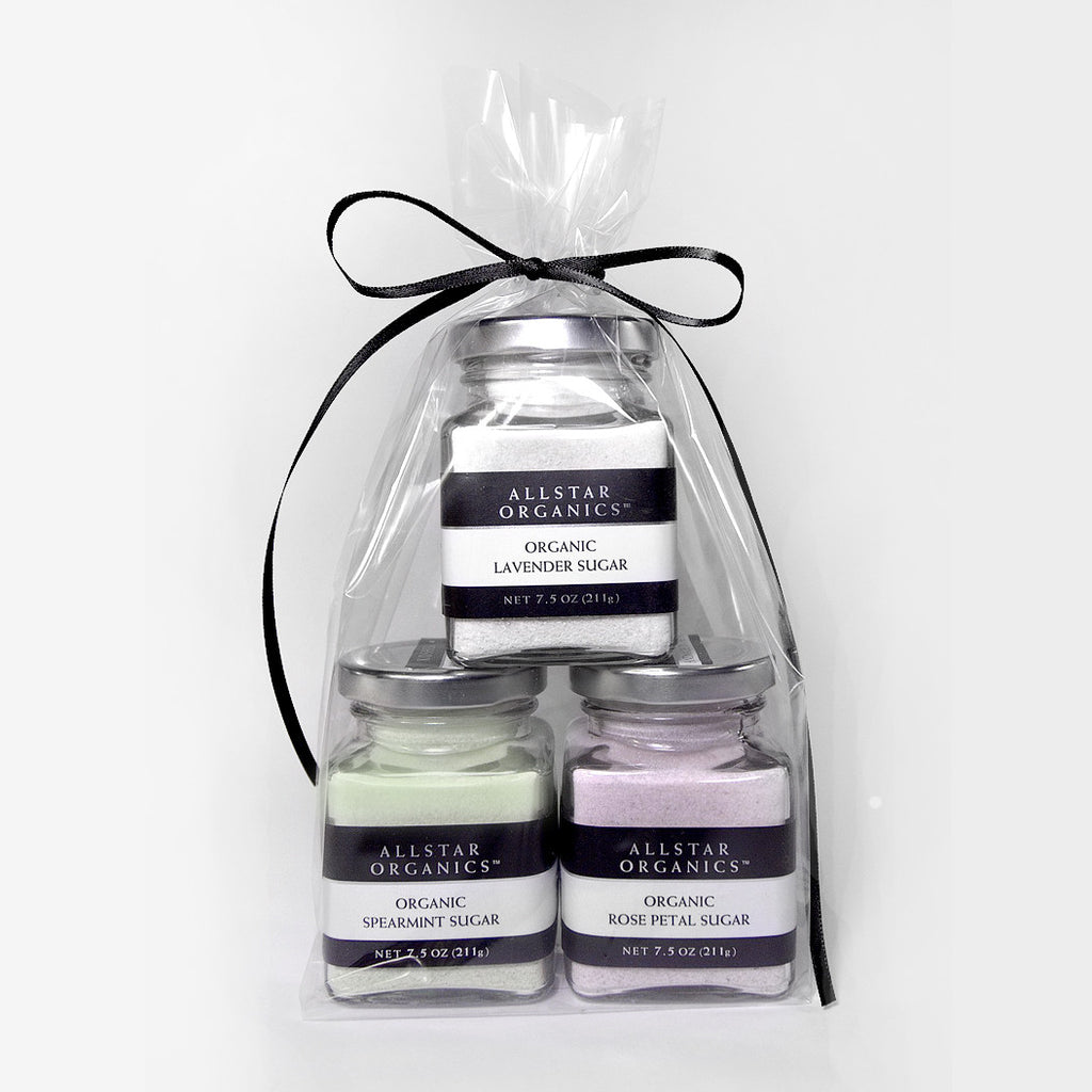 Organic Herbal Sugar Gift Set - Foodlyn