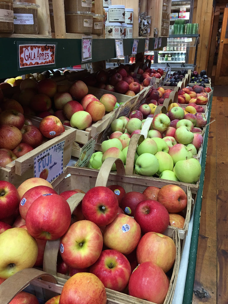 Different Things to do with Apples this Fall