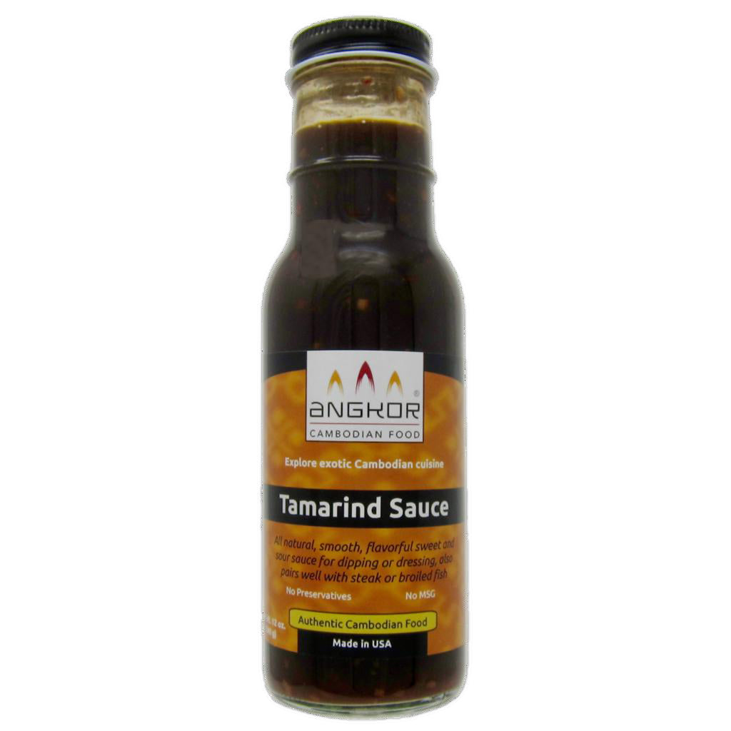 Authentic Cambodian Tamarind Sauce  9.5oz