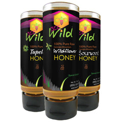 honey jars set gift