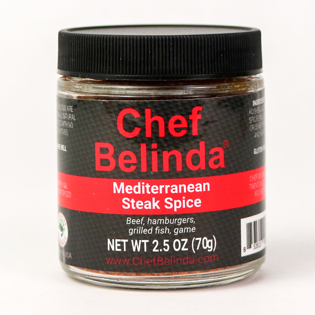 Mediterranean Steak Spice  2.5oz - Foodlyn