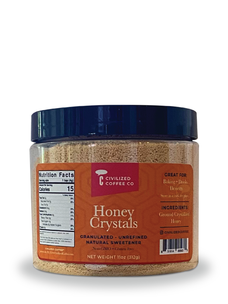 Honey Crystals  11oz