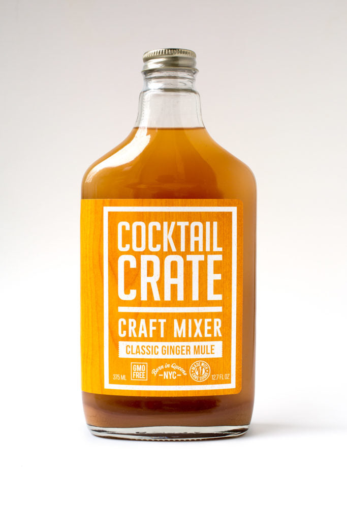 Classic Ginger Mule  12.7oz