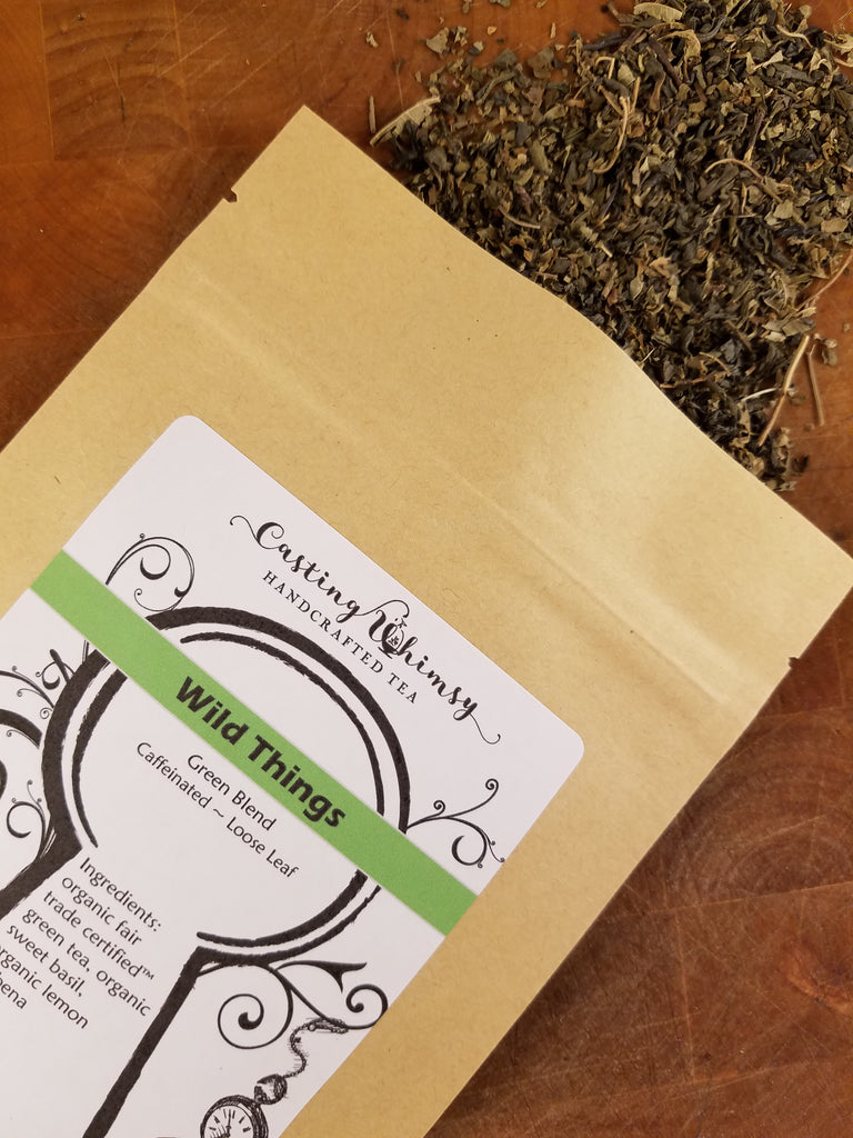 Wild Things - Green Tea Blend