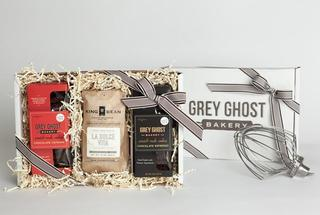 Coffee Lover's Cookie Gift Box