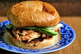 Best Avocado Stuffed Cajun Chicken Sandwiches