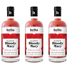 Hella Classic Bloody Mary Cocktail Mixer  750ml