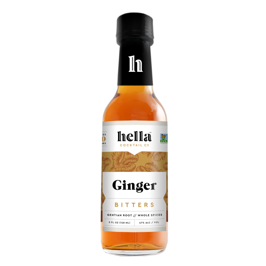 Ginger Bitters   5oz