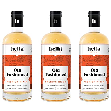 Hella Old Fashioned Cocktail Mix